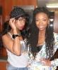 Brandy & Jennifer Hudson