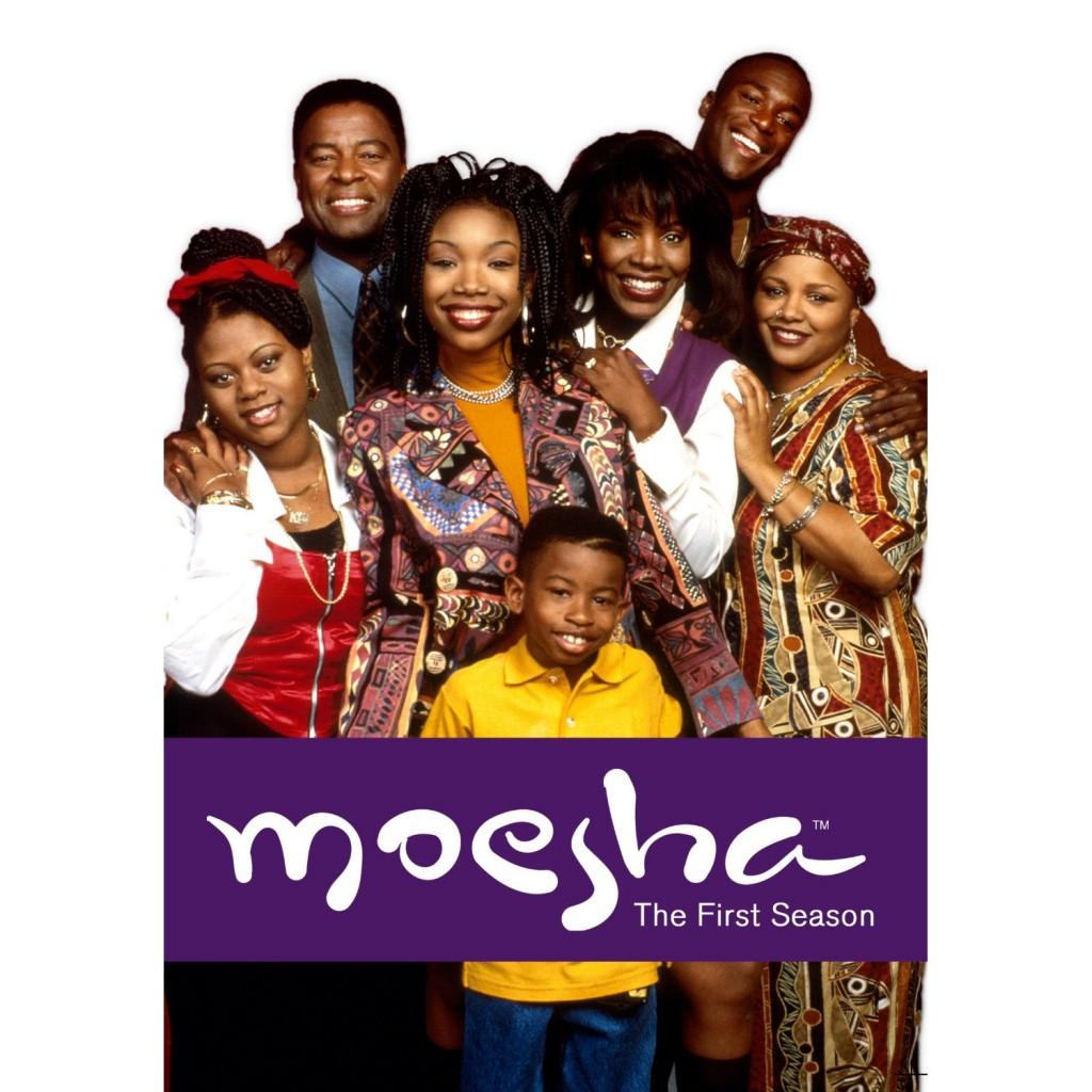Moesha DVD