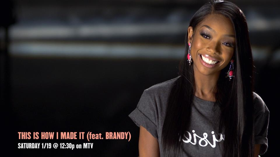 Brandy MTV