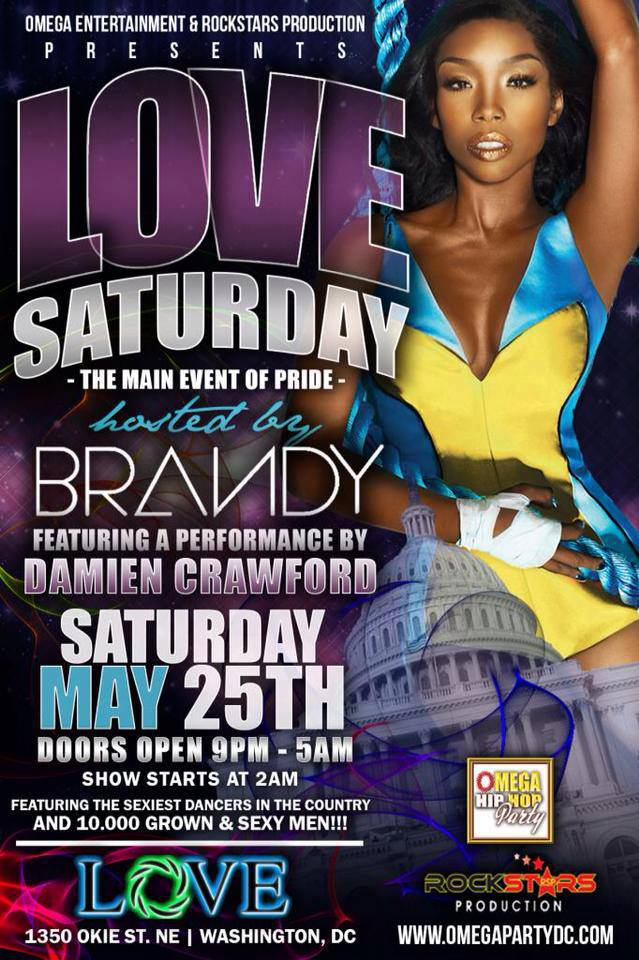 Love Saturday: Brandy