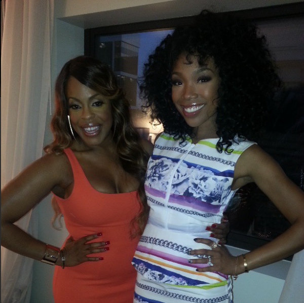Brandy & Niecy Nash