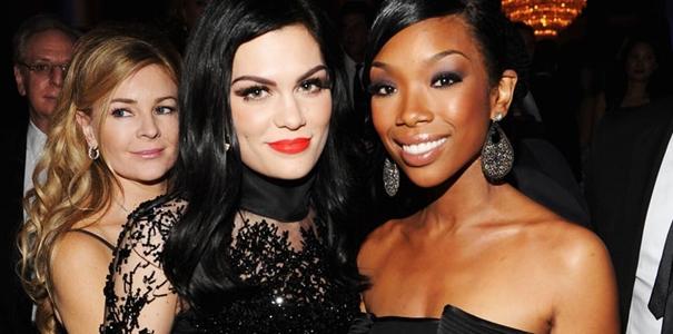 Jessie J & Brandy