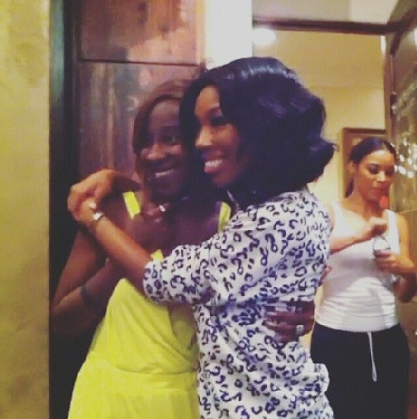 Brandy & LeAndria Johnson