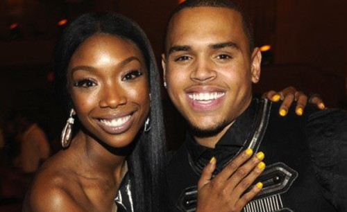 Brandy & Chris Brown