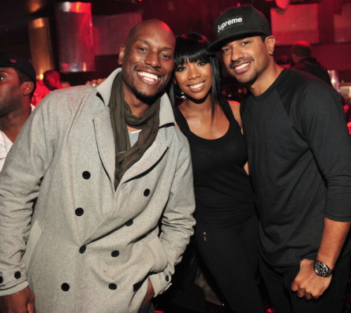 Brandy, Terrance J, And Big Tigger Host Battle Of The Bands Kick Off Party