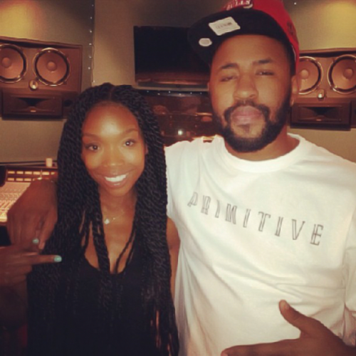 Brandy & Mike Will