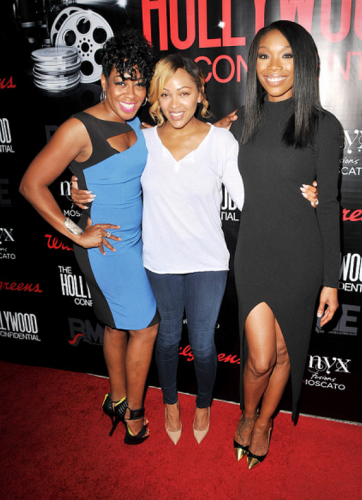 Brandy, Meagan Good & Tichina Arnold