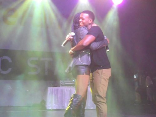 Brandy and Luke James