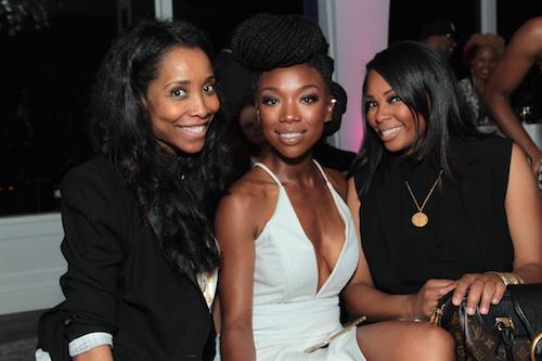 Kita Williams, Brandy, Shay